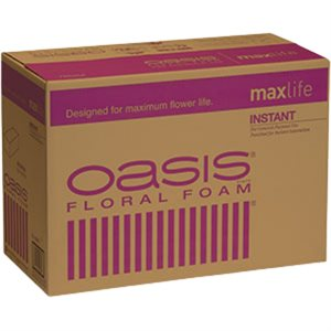 Mousse instant OASIS® Maxlife