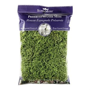 MOUSSE ESPAGNOLE ''GREEN GRASS'' SAC / 8 OZ
