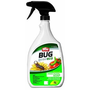 Savon insecticide BUG B GON Eco PAE 1L
