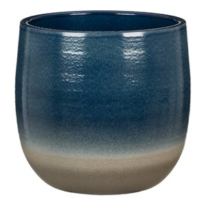 765 Cache-pot Blue Allure