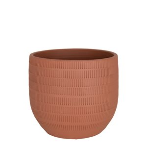 Aura Pot Terracotta